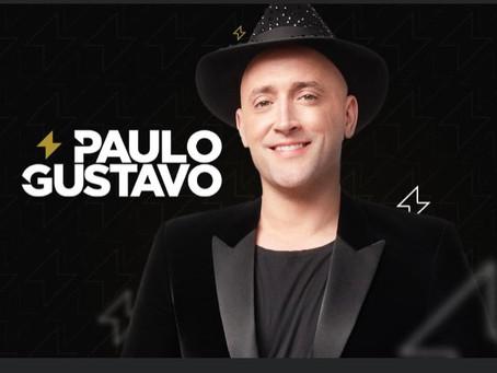 Ator Paulo Gustavo morre em decorrência da COVID-19