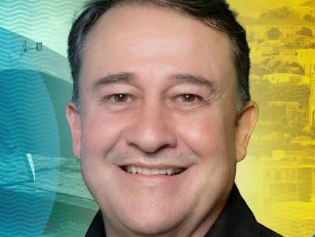 Alvinho, prefeito de Juruaia, morre aos 57 anos vítima de infarto