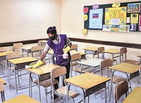 Decisão sobre retorno às atividades escolares presenciais em Guaxupé caberá à Prefeitura