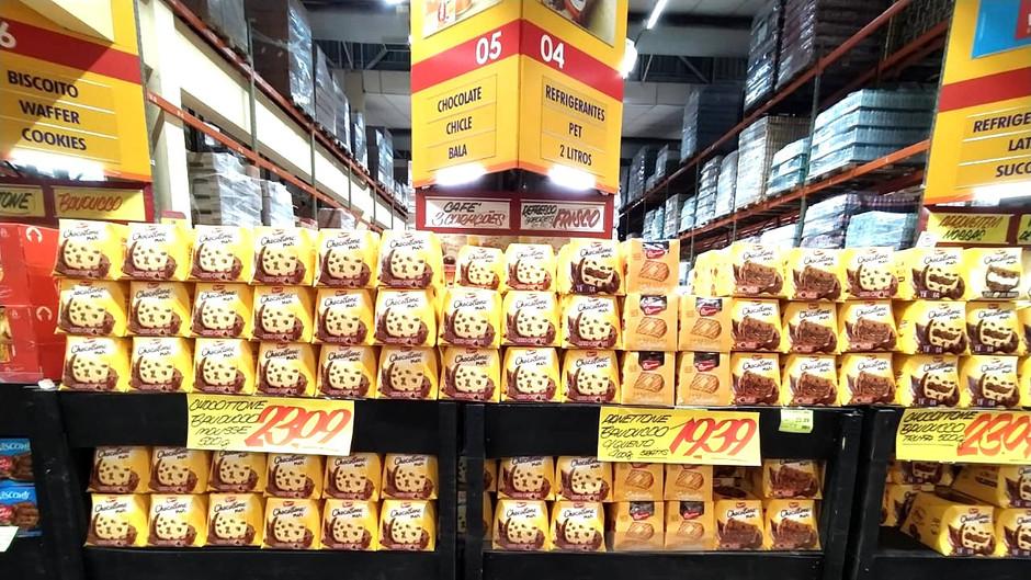 Rede Tonin inicia a venda de panetones nas lojas físicas e no e-commerce