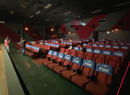 Cine 14Bis volta suas atividades com rigoroso protocolo de segurança a partir desta terça, 22