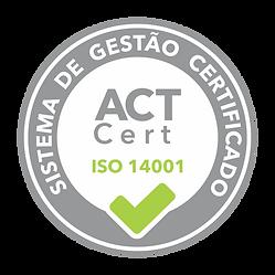 Marca de Certificação ACT CERT - ISO 14001.png