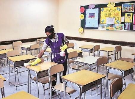 Ministério da Saúde garante recursos e publica orientações sobre volta às aulas presenciais