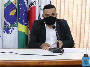Everson Donizetti é empossado como vereador em Guaxupé