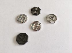 produzione bottoni in ottone