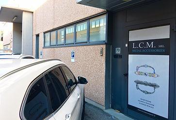 La sede di L.C.M. SRL