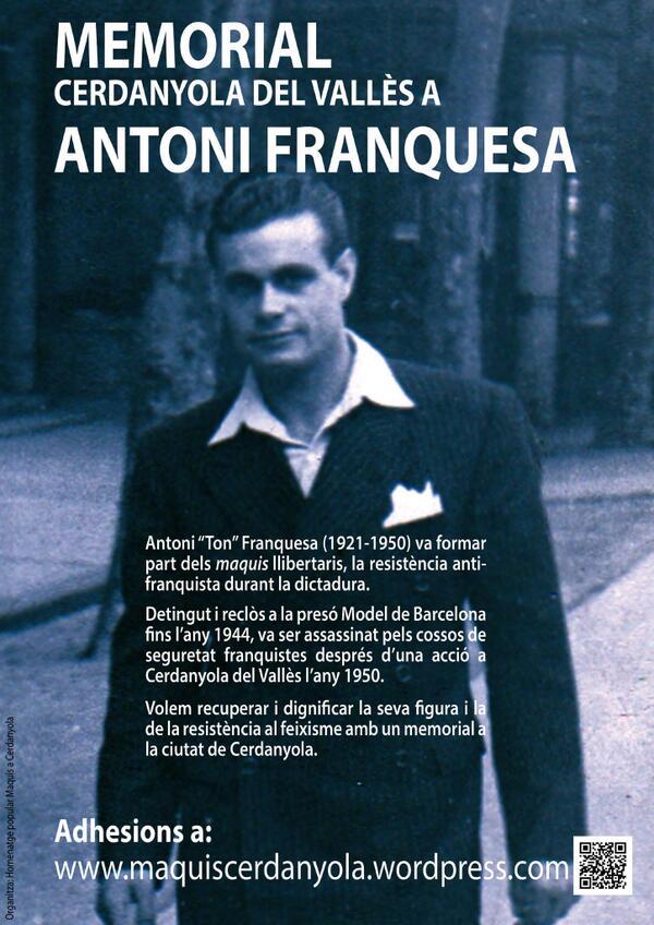 Memorial Franquesa