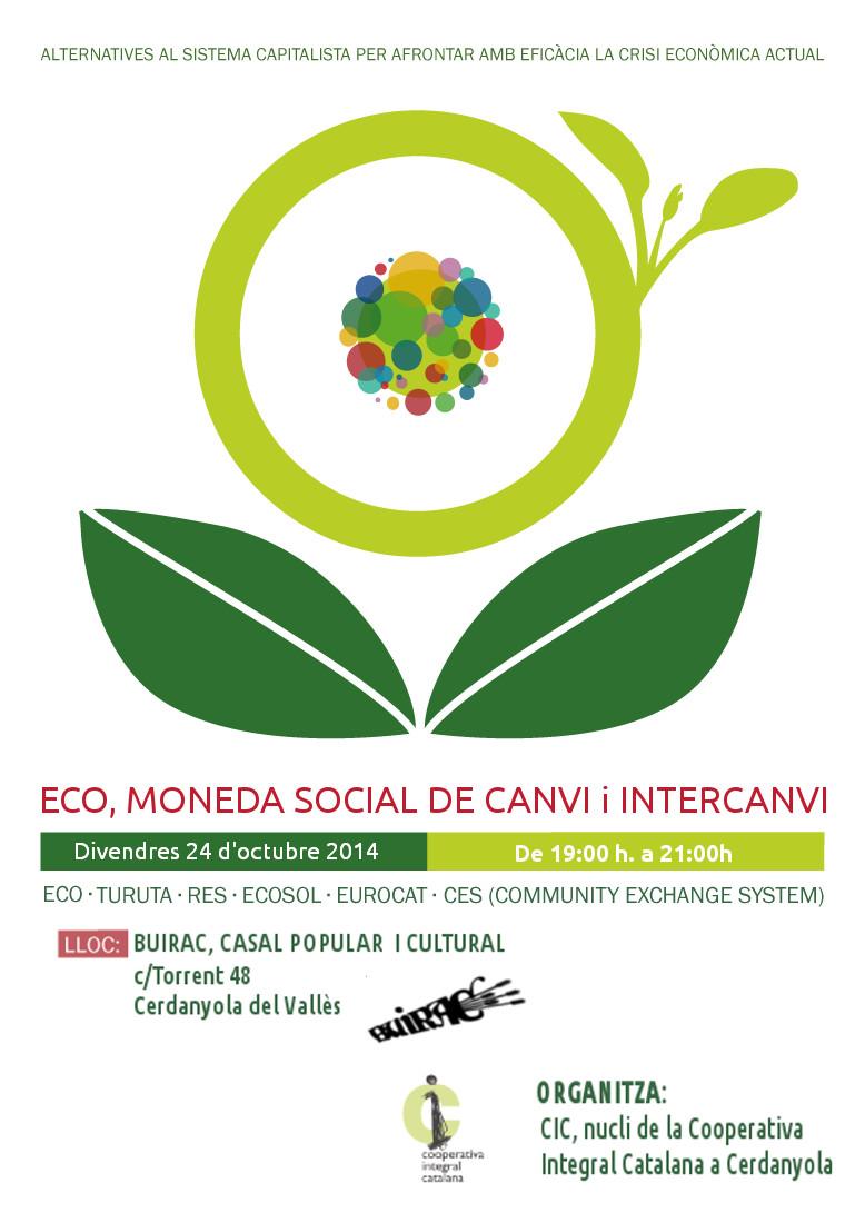 "[div 24] ""Eco, moneda social de canv"