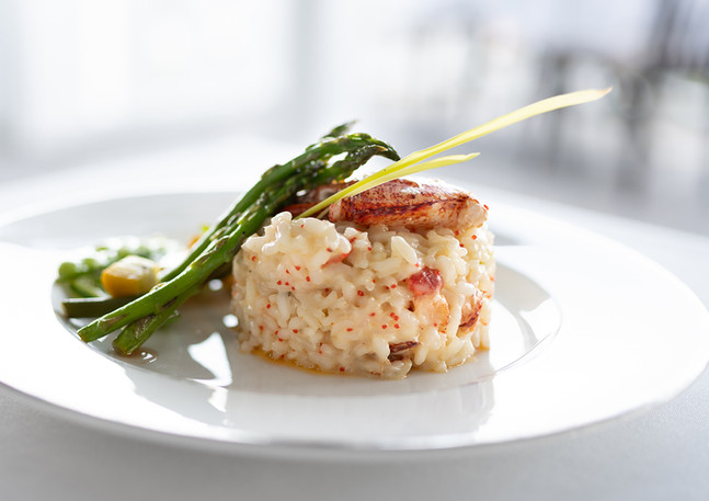 Risotto - Lobster