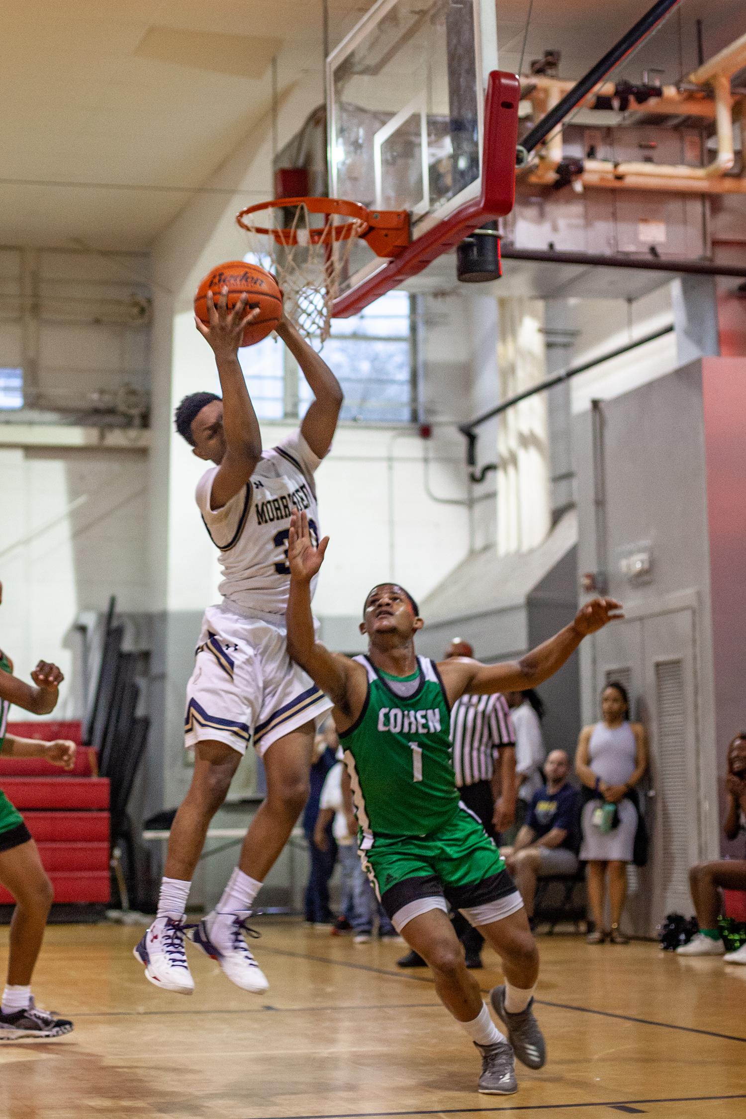Morris Jeff - Basketball