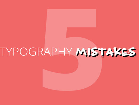 5 Toxic Typography Mistakes in Advertising
