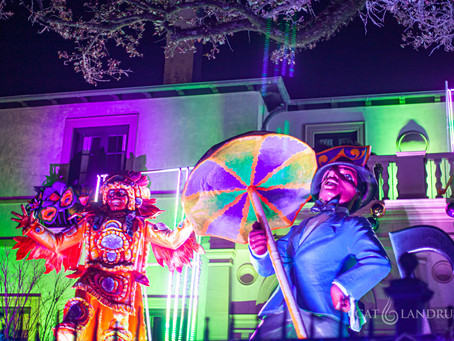 Krewe of House Floats - Part 1