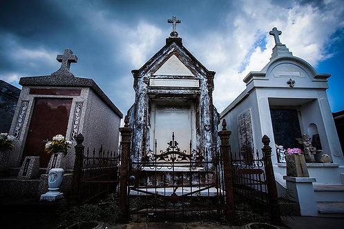 Cemetery #2 - Print