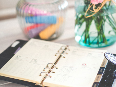 5 Habits for Keeping your Business Organized