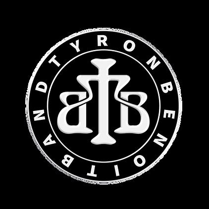 TyronBenoitBand-Logo-BlackWhite-3D-TextO