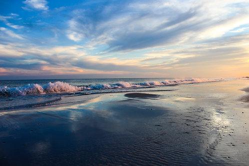 Gulf Coast Beach - Print