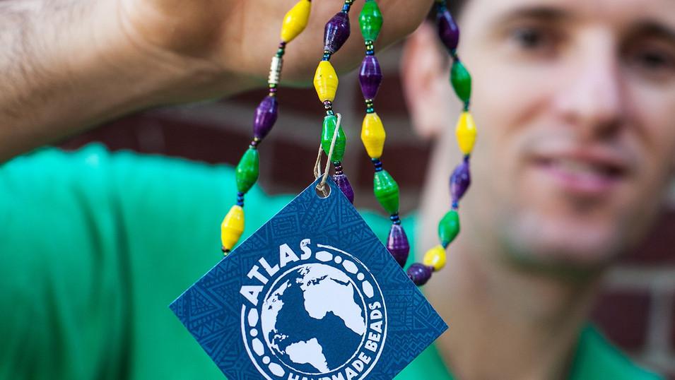atlas handmade beads