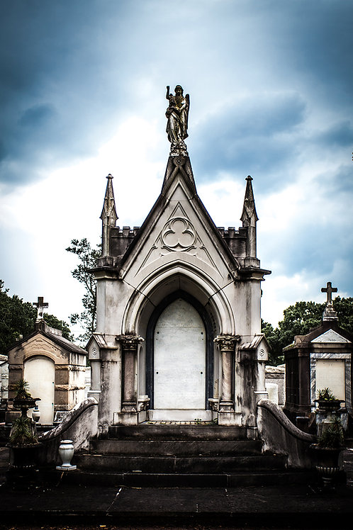Cemetery - Print