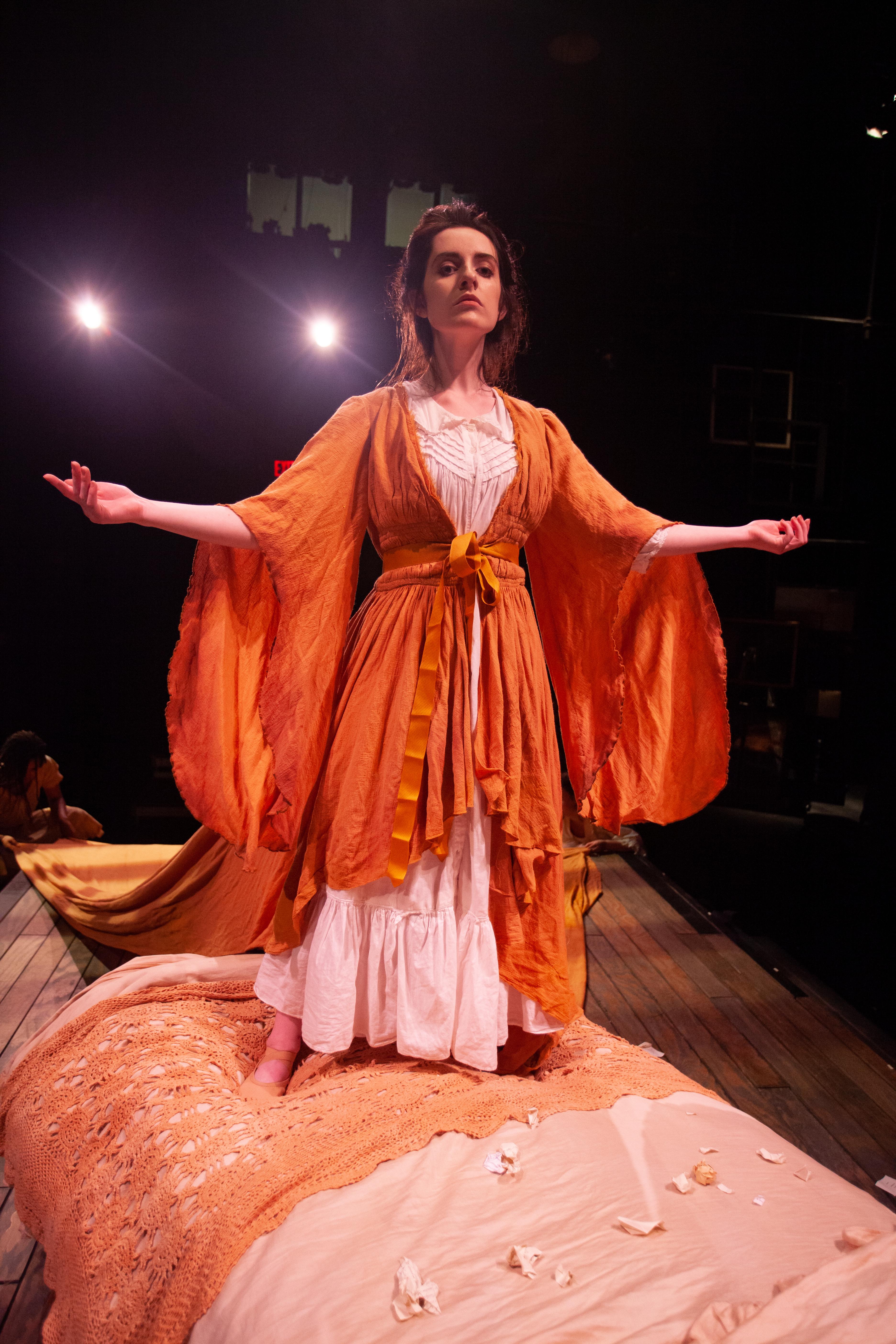 Tulane Theatre - Yellow Wallpaper