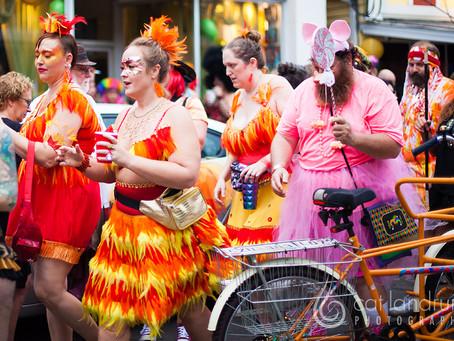 Mid-Summer Mardi Gras