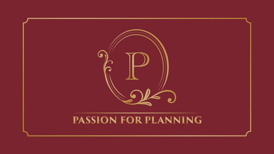 passion for planning