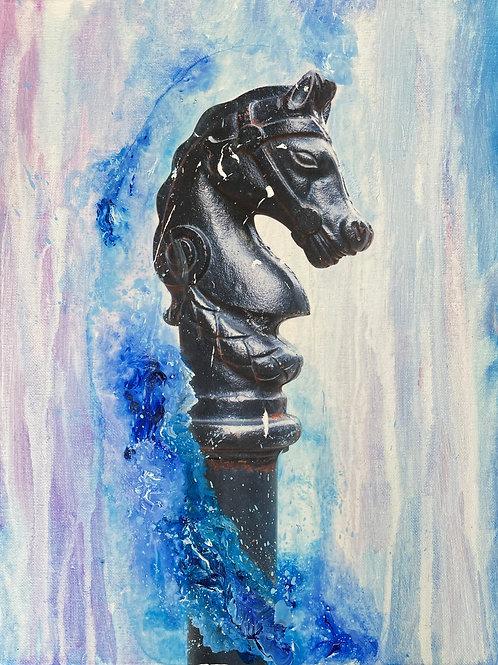 Horse Hitch 2