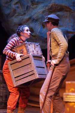Tulane Theatre - The Old Man and the Old Moon