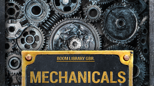 Boom Library Mechanicals