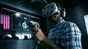 Mission 828 VR Experience