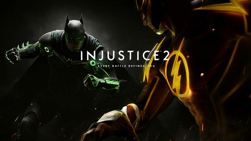 Injustice 2 cinematics