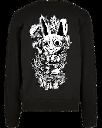 Stahlbunt Pullover - Dr. Rabbit