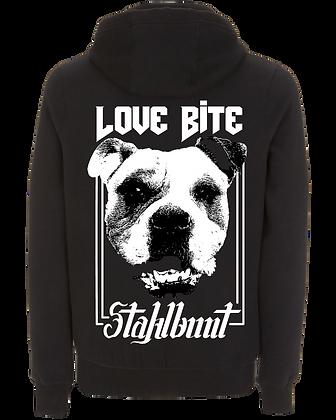 Stahlbunt Hoodie - Love Bite