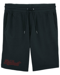 Shorts -Stahlbunt red
