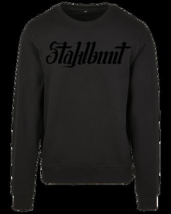 Stahlbunt Pullover - Klassik schwarz
