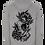 Thumbnail: Stahlbunt Hoodie grau - Nummer 1