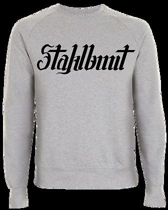 Stahlbunt Pullover - Klassik Grau