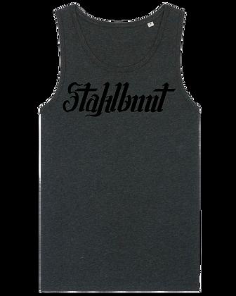 Tanktop - Stahlbunt black
