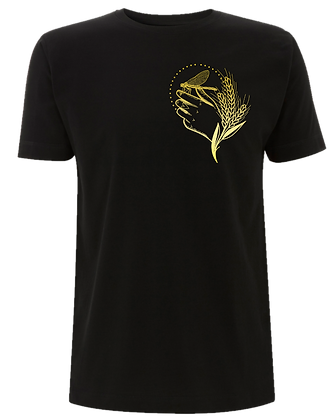 Stahlbunt Harmonie - Gold