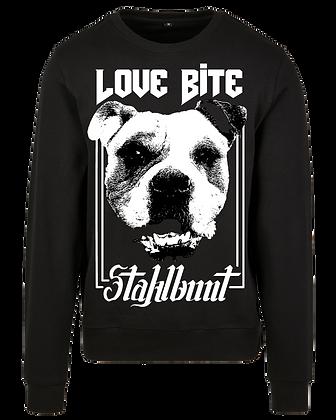 Stahlbunt Pullover - Love Bite