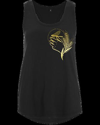 Stahlbunt Tanktop Ladies - Harmonie Gold