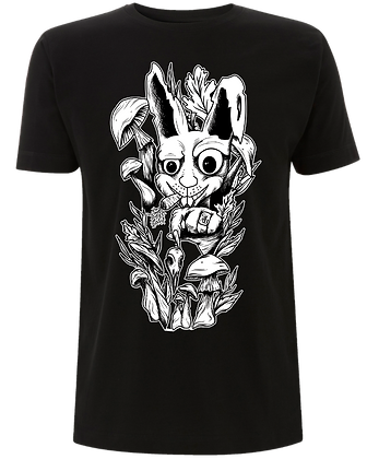 Stahlbunt Shirt - Dr. Rabbit