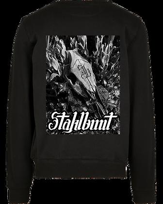 Stahlbunt Pullover - Natur