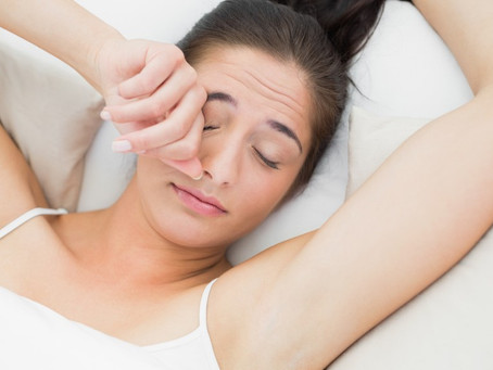 Think Twice About Sleeping In Your Contact Lenses