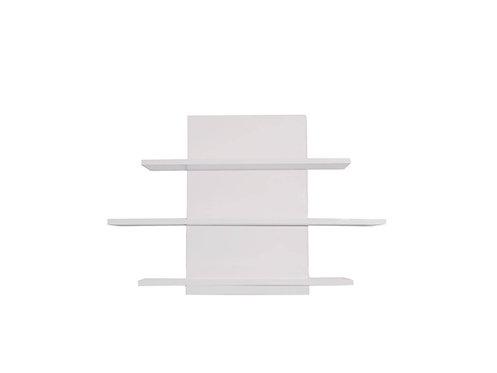 Półka wisząca LED white