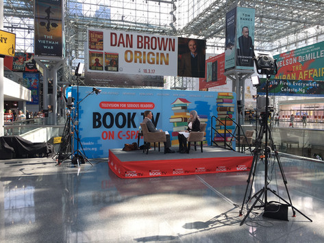 Book Expo 2017 NYC