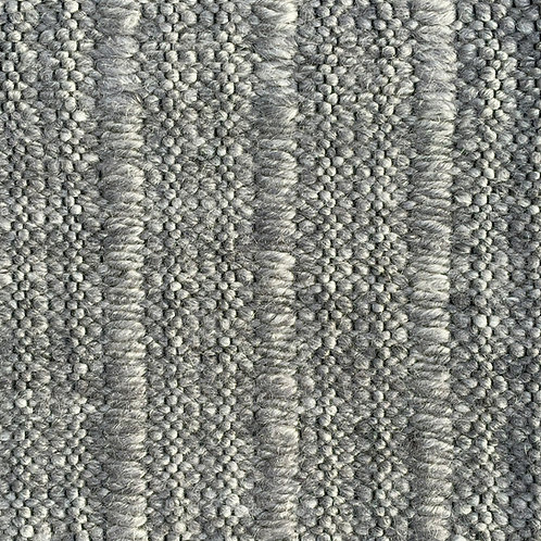 Ribbed Mohair Rug