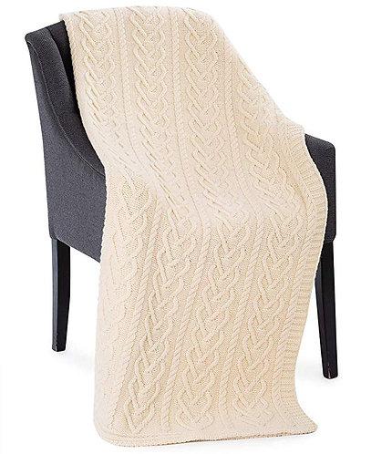 Irish Wool Blanket/Throws