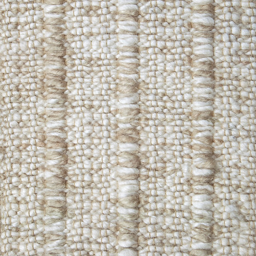 Twisted Weave Ribbed Mohair Rug