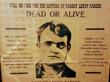 Legends of Helper- Part 2: Butch Cassidy Strikes Again...