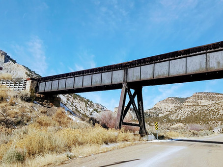 The Ghost Towns of Spring Canyon